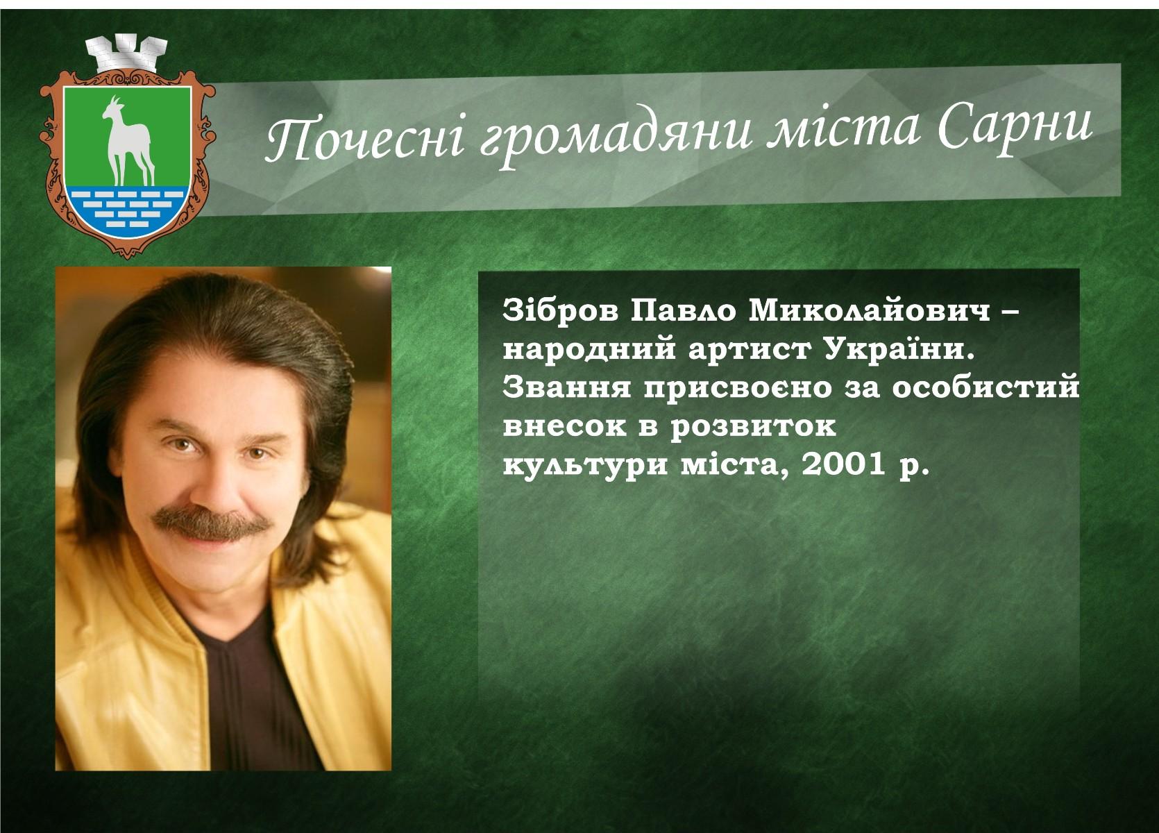 Зібров Павло Миколайович
